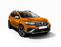 Dacia Duster Stepway