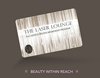 The Laser Lounge Patient Membership & Loyalty Program
