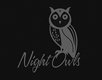 Logo & posters Night Owls