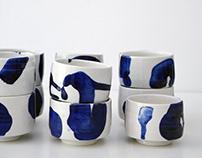 new Zhao Zhou porcelain cups & chawans