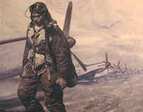 AAReps Artist Chris Hopkins:  Tuskegee Airmen