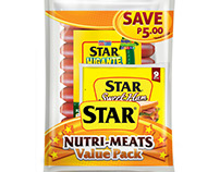Star Nutri Meats Value Pack