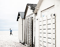 Beach blizzard