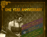 Bar/Restaurant Anniversary