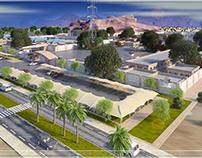 El Katamya Traffic Center Designed by VAVarchitecture