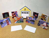 GREETINGS CARD COLLECTION (2015)