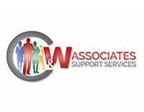 C&W Associates Support Services Logo