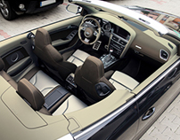 AUDI S5 / Interior makeover