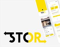 [UX] Stor App