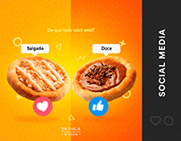 Ya Hala - Social Media