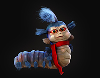 The Worm from Labyrinth