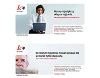 TP business services campaign