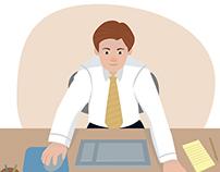 Infografías ilustradas para Doctor en Casa