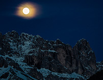 Dolomites May 2016