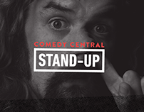 Comedy Central / Stand Up - Block Package
