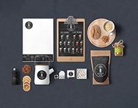 Coffee Hub - Logo/Menu