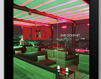 Red Bar concept design