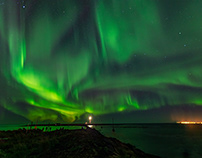 Northern Lights - season are open - Iceland 2020