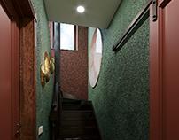 Визуализация лестница
