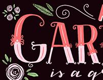 Rosegarden Journal cover
