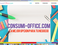 Consumi Office: Sitio web