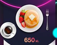 APP Food calories