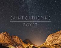 Saint Catherine Timelapse - Egypt