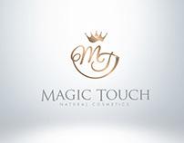 Magic Touch Logo rebranding 2