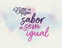 Social Mídia - Butter Toffes 2017