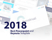 2018 Best Powerpoint and Keynote Template