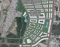 Projeto Urbano de Loteamento