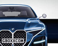 2020 BMW Concept 4 reStyle