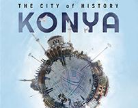 KONYA - Indoor Poster Set Designs
