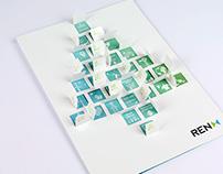 REN  / Postal de Natal