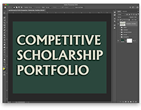 MICA 2020 Competitive Scholarship