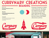 Currynary Creations Branding