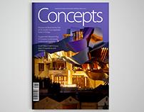 Magazines (partes constituintes de revistas)