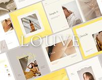 Louve Palette Pack