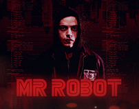 Mr Robot - Title Sequence
