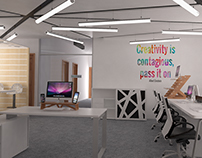 IT Office Interior Design