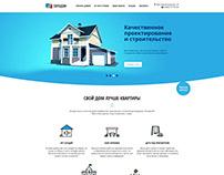 Сайт «ЕВРОДОМ»