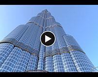 Burj Khalifa Making