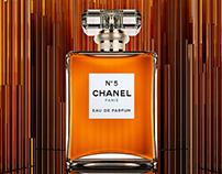 CHANEL N°5 香奈儿5号香水