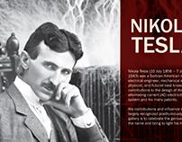 Tesla Museum WIP