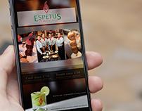 UI for mobile APP
