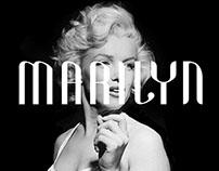 Marilyn Typeface