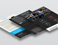 Penn College and Excelzia Web Design and Content