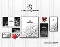 Christi's Choco handmade chocolates Luxury packaging