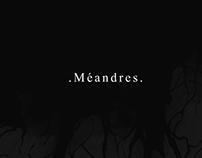 Méandres - Book