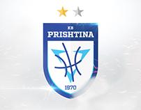 KB PRISHTINA Rebranding